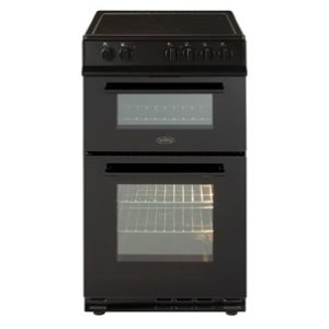 Belling 50cm Electric Cooker - FS50EDOFCBLK
