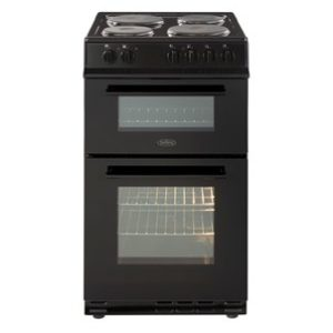 Belling 50cm Electric Cooker - FS50EFDOBLK