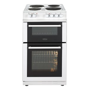 Belling 50cm Electric Cooker - FS50EFDOWHI