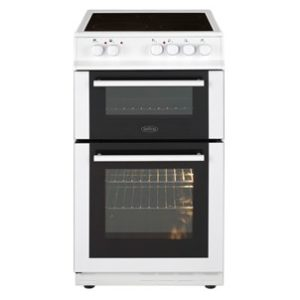 Belling 50cm Electric Cooker - FS50EDOFCWHI