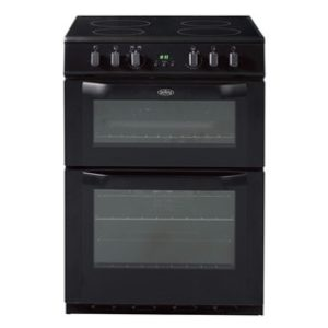 Belling 60cm Electric Cooker - FSE60DOPBLK