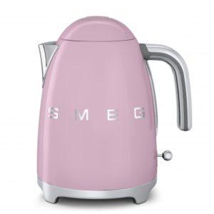 SMEG KLF01PKUK Jug Kettle - Pastel Pink