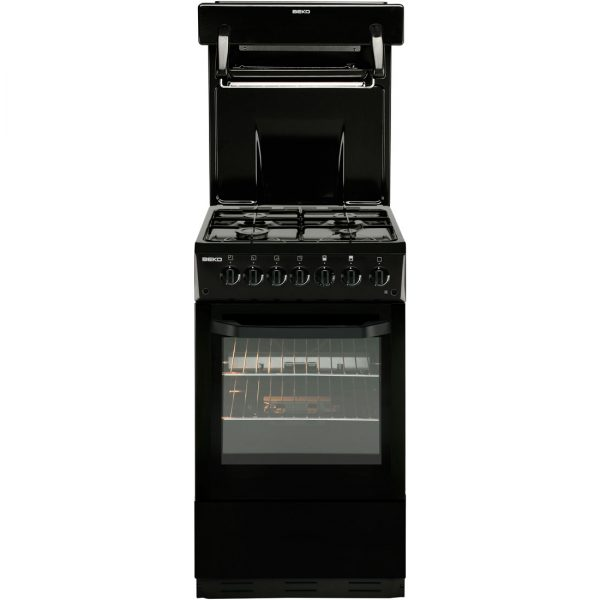 Beko Freestanding Gas Cooker - BA52NEK