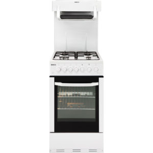Beko Freestanding Gas Cooker - BA52NEW