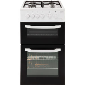 Beko Freestanding Gas Cooker - BDG581W