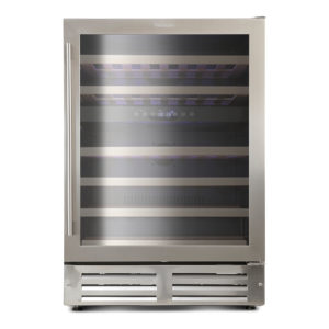 Montpellier 46 Bottle Wine Cooler - WS46SDX