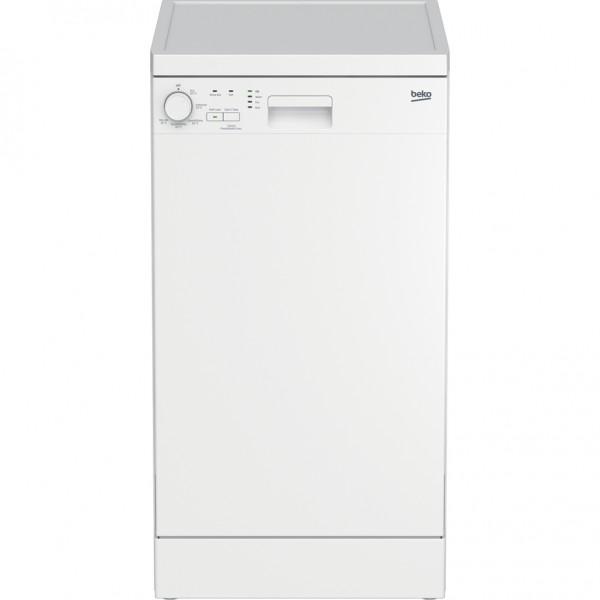 Beko Freestanding Slimline dishwasher - DFS05010W