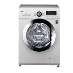 LG 8kg Washing Machine - F1296TDA