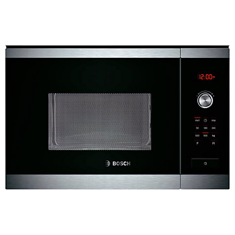 Bosch Built In Microwave Oven in