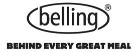 Belling Electric Single Oven - BI60FP