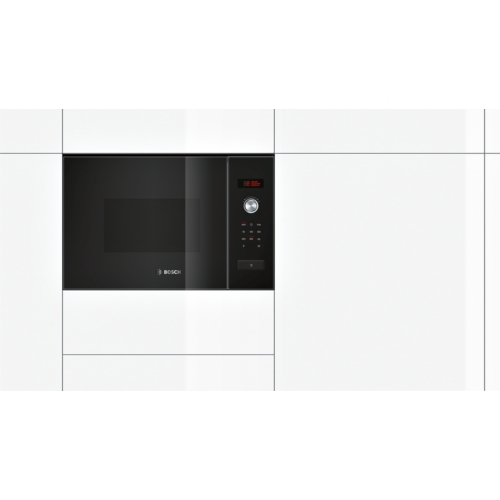 Bosch Built-In Compact Microwave - HMT84M664B