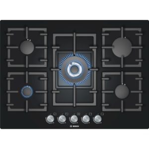 Bosch 70cm Glass Gas Hob - PPQ716B91E
