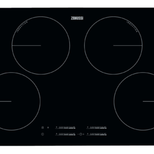 ZANUSSI ZIT8470CB Electric Induction Hob - Black The Appliance Centre NI