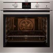 AEG SteamBake Electric Single Oven – BE300360KM