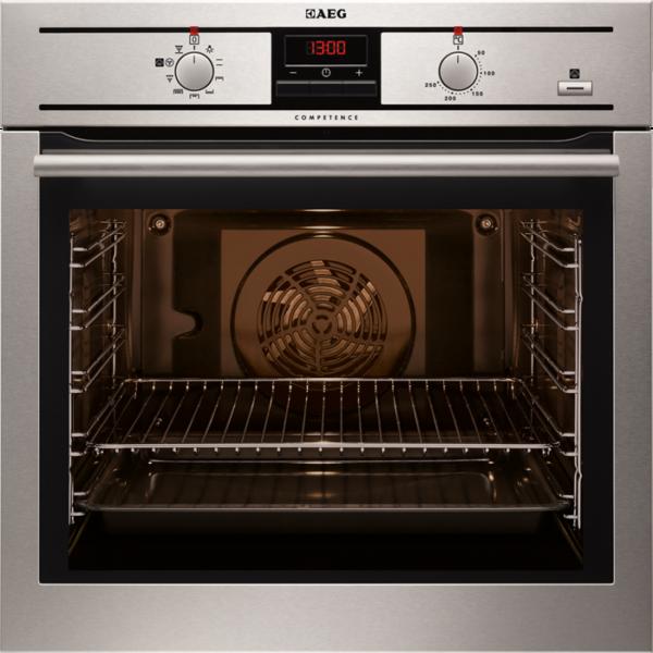 AEG SteamBake Electric Single Oven – BE300360KM