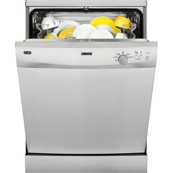 Zanussi 60cm Freestanding Dishwasher - ZDF21001XA