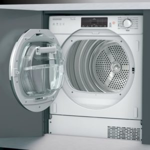 Hoover Integrated Condenser Dryer - HBTDWH7A1TCE The Appliance Centre NI