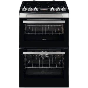 Zanussi 55cm Electric Cooker -ZCV46250XA The Appliance Centre NI