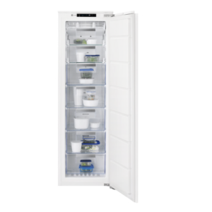 Electrolux Integrated Frost Free Freezer - ECU2244AOW The Appliance Centre NI