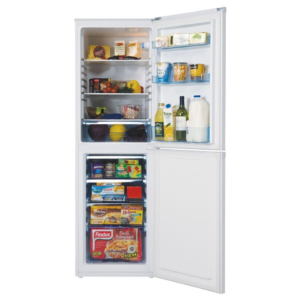 Hoover Frost Free Fridge Freezer - HCF5172WK The Appliance Centre NI
