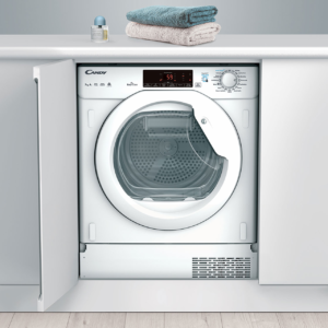 Candy Integrated Condenser Dryer - CTDBH7A1TBE The Appliance Centre NI