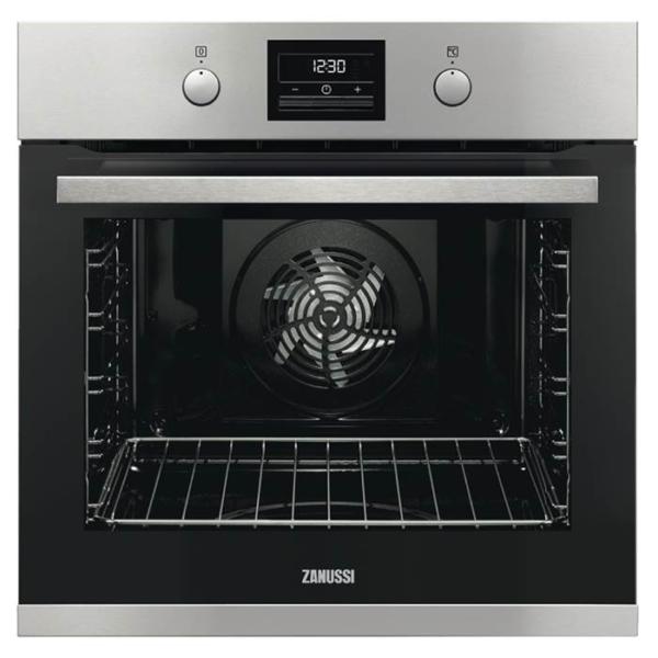 Zanussi Electric Single Oven - ZOP37982XK The Appliance Centre NI