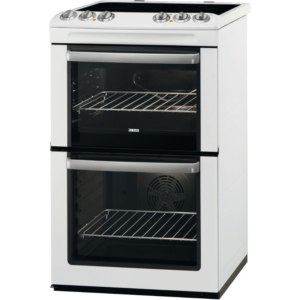 Zanussi 55cm Electric Cooker - ZCV554MW The Appliance Centre NI