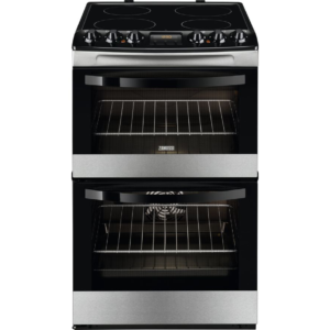 Zanussi 55cm Electric Cooker -ZCV48300XA The Appliance Centre NI