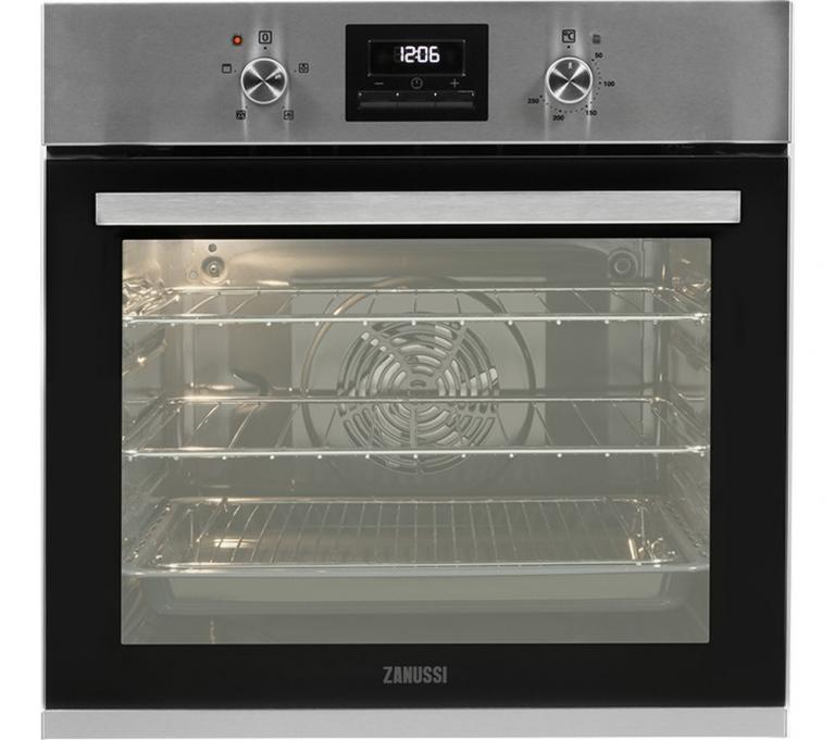 Zanussi Electric Single Oven - ZOB35471XK The Appliance Centre NI