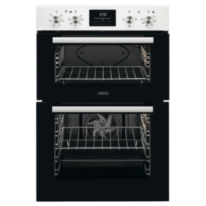Zanussi Electric Built in Double Oven - ZOD35661WK The Appliance Centre NI