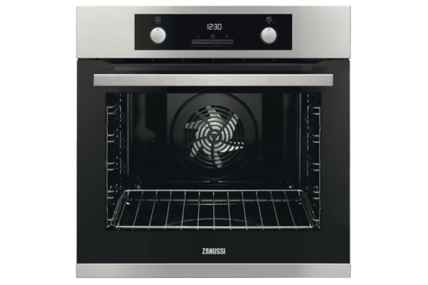 Zanussi Electric Single Oven - ZOP37982XC The Appliance Centre NI