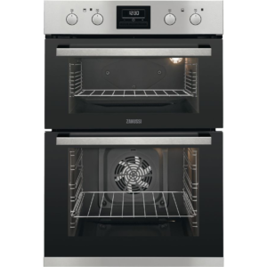 Zanussi Electric Built in Double Oven - ZOD35802XK The Appliance Centre NI