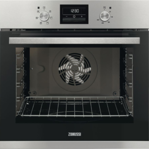 Zanussi Electric Single Oven - ZOA35471XK The Appliance Centre NI