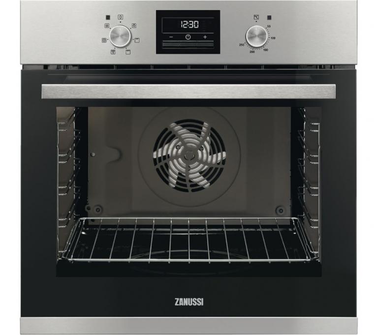 Zanussi Electric Single Oven - ZOA35471XK The Appliance Centre NI