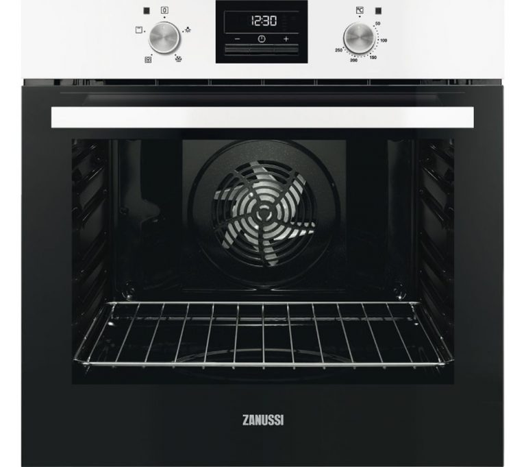 Zanussi Electric Single Oven - ZOB35471WK The Appliance Centre NI