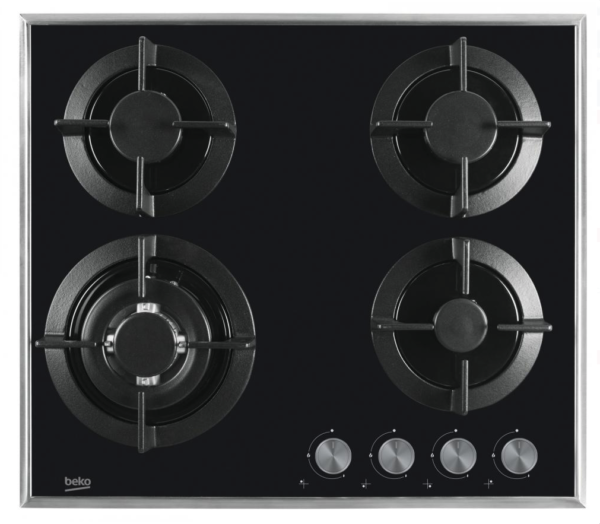 Beko Gas Hob - HISW6422SB The Appliance Centre NI