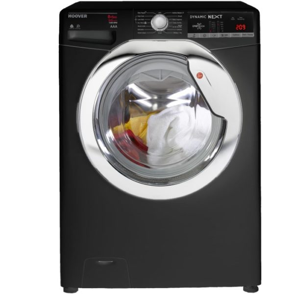 Hoover 8kg Washer Dryer – WDXOC585CB The Appliance Centre NI