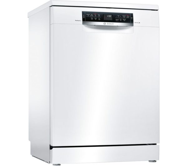 Bosch Freestanding Dishwasher - SMS67MW00G The Appliance Centre NI