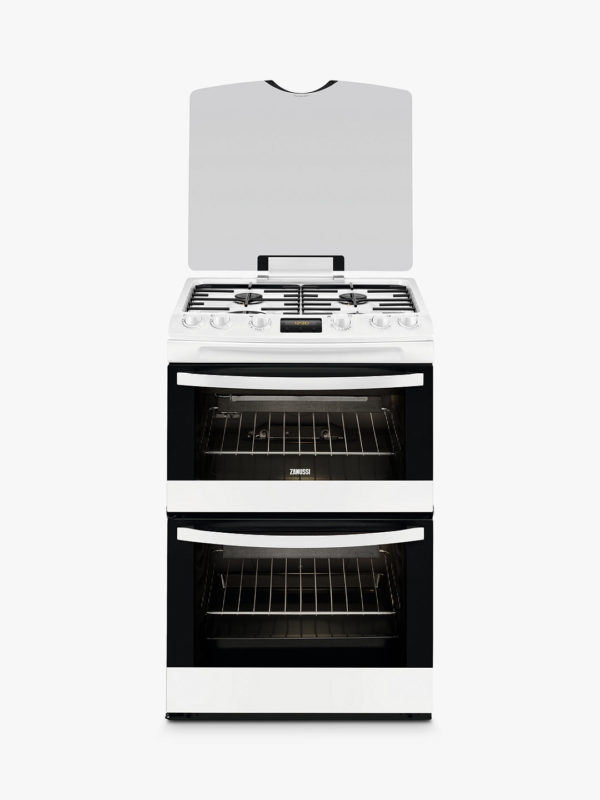 Zanussi Freestanding Gas Cooker - ZCG63200WA The Appliance Centre NI