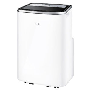 AEG ChillFlex Pro AXP26U338CW Portable Air Conditioner, 9000 BTU, White The Appliance Centre NI