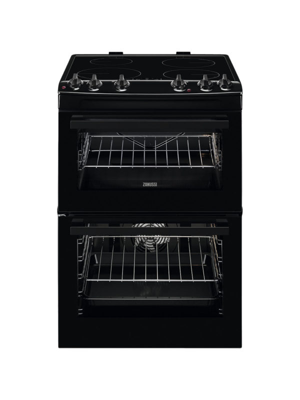 Zanussi 60cm Electric Cooker - ZCV69350WA The Appliance Centre NI