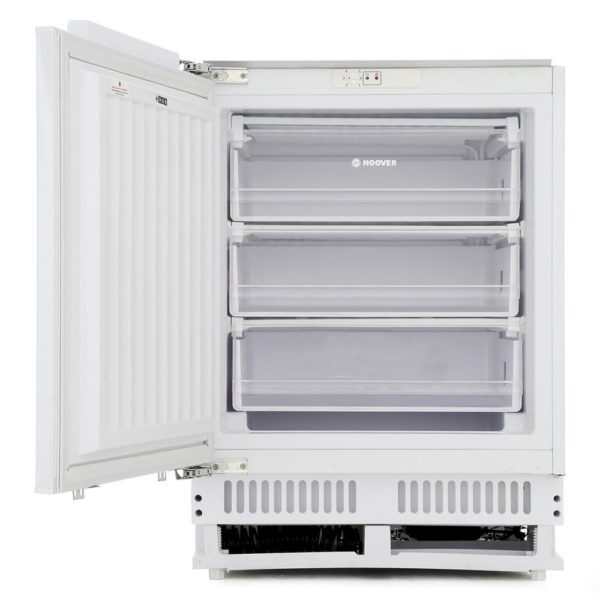 HOOVER Integrated Undercounter Freezer - HBFUP130NK The Appliance Centre NI