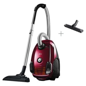 AEG Power Force Bagged Vacuum Cleaner - VX6-2-RR The Appliance Centre NI