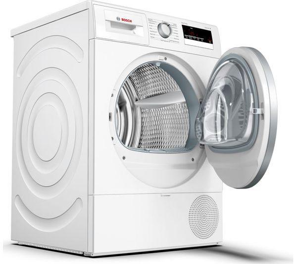 Bosch 8kg Heat Pump Tumble Dryer - WTR85V21GB The Appliance Centre NI