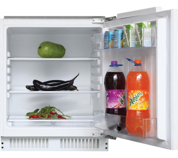 HOOVER Integrated Undercounter Fridge - HBRUP160NK The Appliance Centre NI