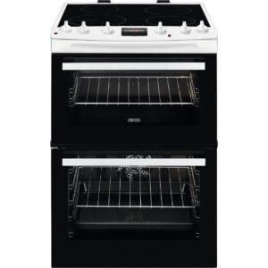 Zanussi 60cm Induction Cooker - ZCI66250WA The Appliance Centre NI
