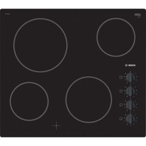 Bosch Built In 60cm Ceramic Hob - PKE611CA1E The Appliance Centre NI