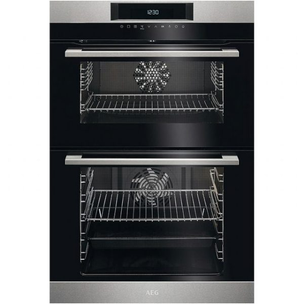 AEG Electric Built In Double Oven - DCK731110M The Appliance Centre NI