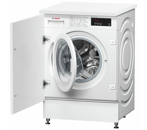 Bosch 8kg Built In Washing Machine - WIW28300GB The Appliance Centre NI