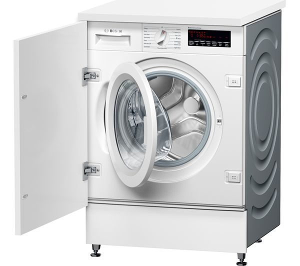 Bosch 8kg Built In Washing Machine - WIW28500GB The Appliance Centre NI
